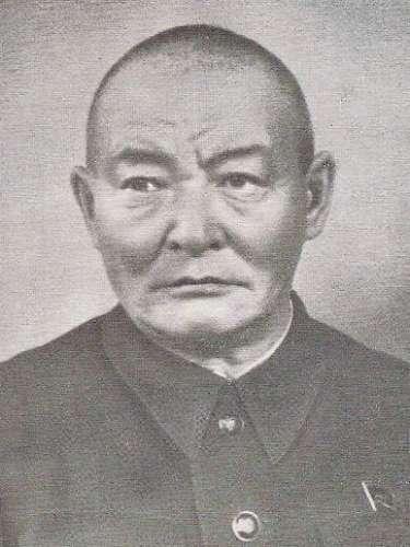 El líder comunista mongol Horloogiyn Choibalsan fuellevado aMoscúpara ser embalsamado en 1952.
