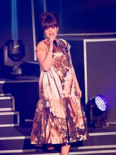 La cantante Lily Allen, de 27 años, y su marido Sam Cooper, de 34, han sido padres de su segunda hija, una niña a la que han llamado Marnie Rose.