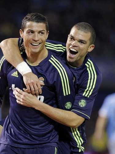 Real Madrid doblegó 2-1 al Celta, en Vigo.