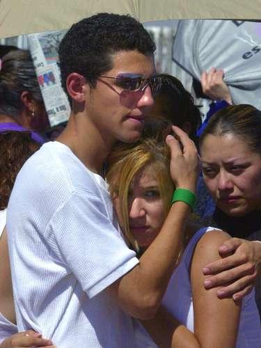 El Comité acusó al Estado Mexicano de no actuar para esclarecer los casos de feminicidio y desapariciones de mujeres. (Fuente: AFP)