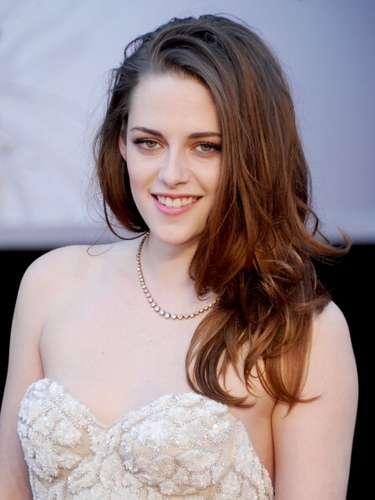 Kristen Stewart. La actriz interpretó a Bella Swan en la saga de \