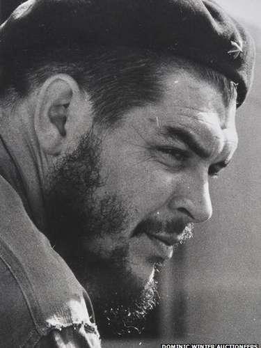 El líder revolucionario Ernesto \