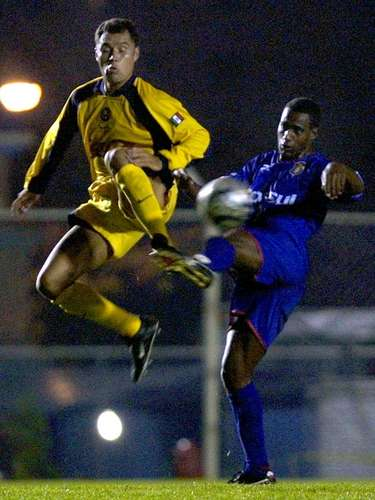 2002 - Sao Caetano 2-0 América - Semifinal