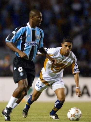 2003 - Gremio 3-2 Pumas - Fase de Grupos