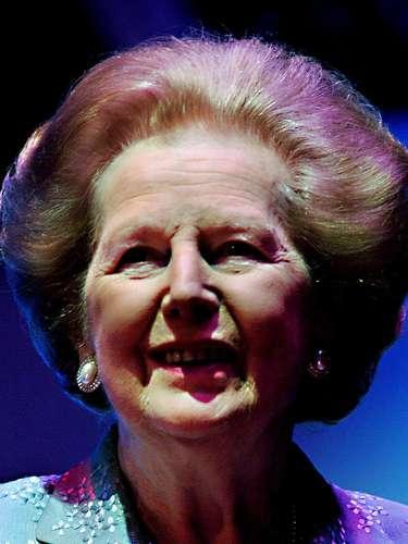 Thatcher fue la primera mujer europea que ostentó el cargo de primera ministra. Además fue la primera británica en fungir como tal durante 3 periodos.