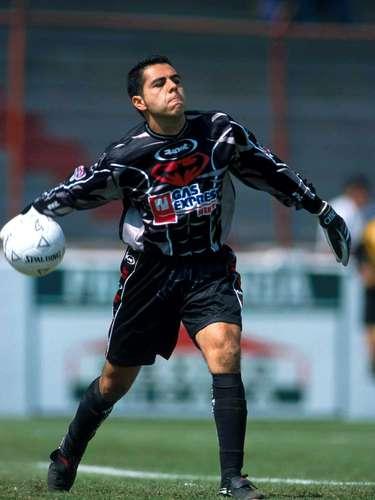 Miguel de Jesús Fuentes fue canterano celayense de 1997 a 2001 y tuvo etiqueta de buen portero.