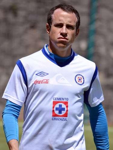 Gerardo Torrado-Cruz Azul