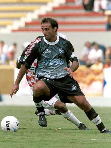 El argentino Diego Latorre era el 'motor' ofensivo en esos tiempos.