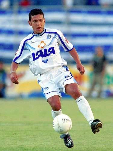 Jaime 'Jimmy' Lozano jugó para esta oncena en el Invierno 2001 y dejó 'pinturitas' de su fina zurda.