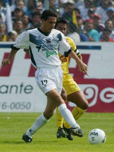 Ya para el Apertura 2002, el Celaya perdió la categoría en el Máximo Circuito, pese a tener buenos jugadores en su nómina. El argentino Diego Cagna era su 'escudo'.