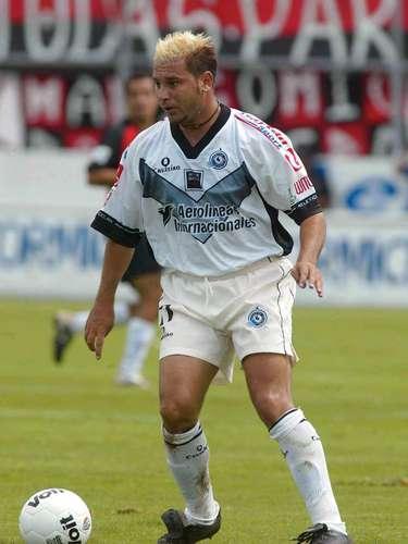 Su compatriota Antonio Mohamed era el más talentoso con el balón.