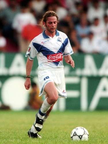 El brasileño Milton Nuñez, mejor conocido como 'Zico', era el 'cerebro' del Celaya subcampeón.