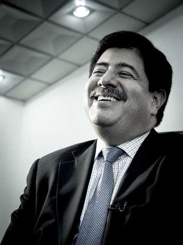 Luis Bedoya, Presidente de la Federación Colombiana de Fútbol