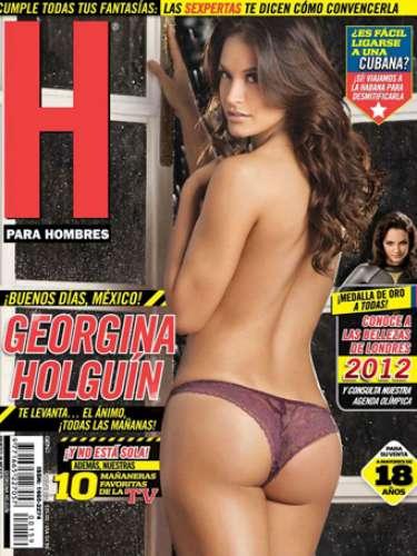 Georgina Holgín, que nunca había sido considerada un símbolo sexual, hizo cambiar de parecer a todos aquellos que la veían como cualquier hija de vecino. Aquí desató más de nueve semanas y media de pasiones.