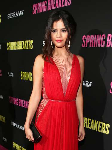 Selena Gomez is pausing her new album recording sessions to attend the Hollywood premiere of her new flick, \