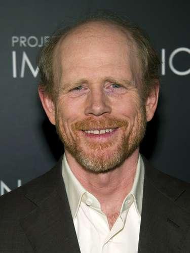 4 - RON HOWARD: De carácter sencillo y siempre amigable, Ron es el tercer director de cine que figura en la lista.
