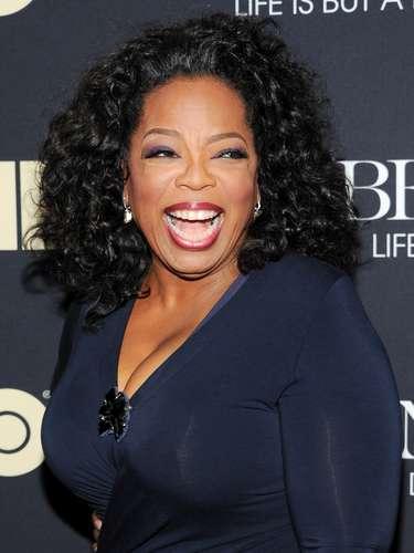 Con un 48% de los votos, Oprah se ganó la simpatía de los votantes debido a que la consideran una persona 'compasiva'.