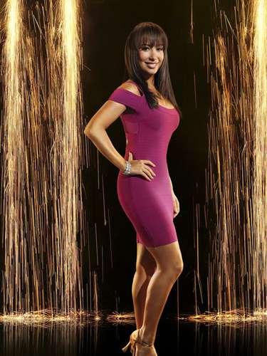 Bailarina profesional: Cheryl Burke