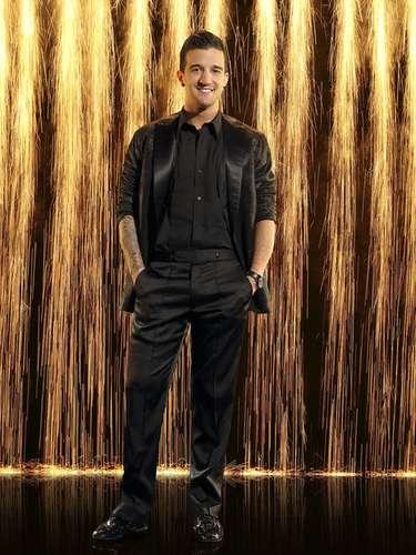 Bailarín profesional: Mark Ballas