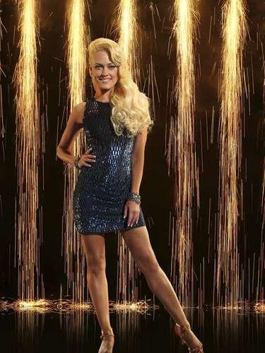 Bailarina profesional: Peta Murgatroyd
