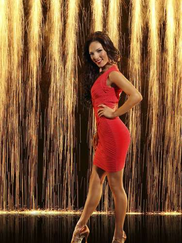 Bailarina profesional: Sharna Burgess
