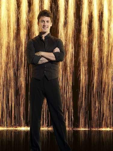 Bailarín profesional: Tristan Macmanus