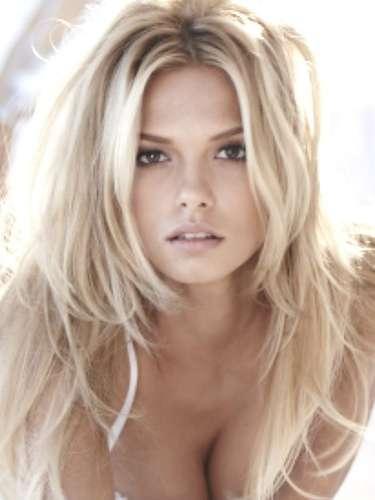A sus 23 años, Katsia es de las modelos más solicitadas en el mundo de la moda y la lencería.