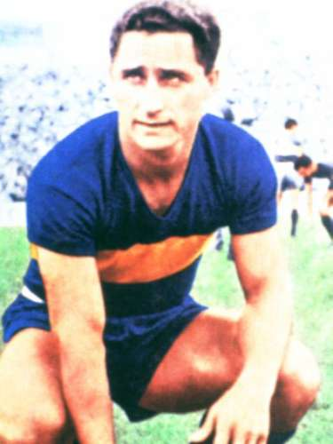 José San Fillipo: He was part of the national team for six years and socred an impressive 21 goals in 29 games.