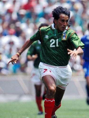 Rául el 'Potro' Gutiérrez entró de cambio al minuto 68 en sustitución de David Patiño para ponerle paños fríos a un partido que se había complicado ante la expulsión de Alberto García Aspe.