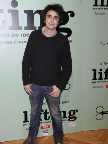 El actor Canco Rodriguez.