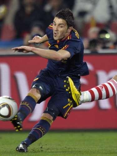 Con su gol ante Paraguay metió a España en semifinales.