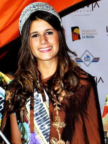 Todos los años miles de chicas de todo el país tienen un mismo sueño: llegar a convertirse en Miss Mundo Argentina. En la foto, Brenda Patricia Argüello, Miss Mundo La Rioja
