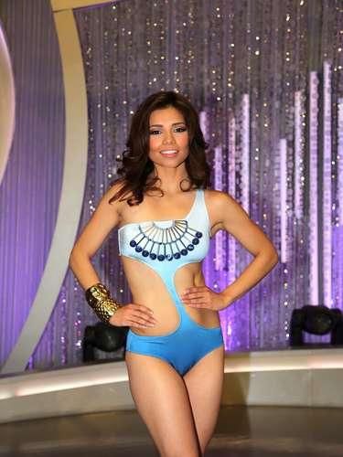 Al igual que Marina Ruiz, una más de las aspirantes a la corona que representa el equipo del 'Zar'.