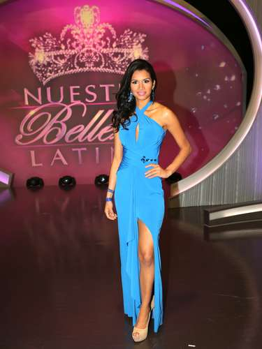 Marisela Demontecristo es una más de las aspirantes al título de Nuestra Belleza Latina, que integra el equipo de Osmel Sousa.
