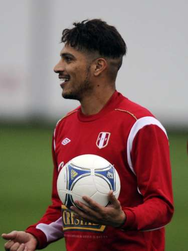 Paolo Guerrero - Perú