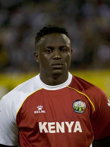 Victor Wanyama - Kenya