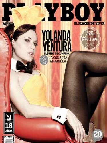 Yolanda Ventura demuestra, a los 44 años, que aún está en buena forma y es una de las mujeres más deseadas de la farándula mexicana.