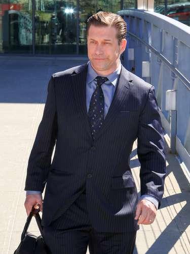 Stephen Baldwin admitió en una corte el viernes que no pagó impuestos por sus ingresos al estado de Nueva York durante tres años.