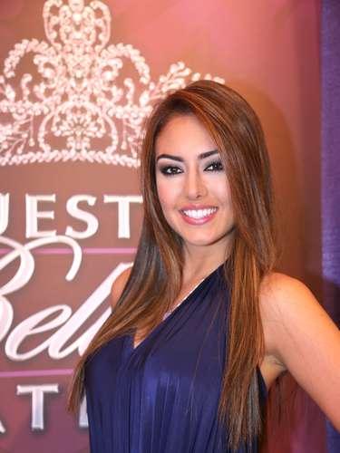 La colombiana, Bárbara Turbay, es otra de las chicas que logró una posición entre las 12 finalistas del certamen. Hace parte del grupo de Osmel Sousa, tiene 21 años de edad, es soltera y asegura que su talento especial es la actuación.