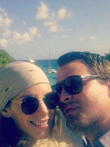 Julieta Piñeres y Maurizio Mancini se casaron en Cartagena luego de varios años de noviazgo.