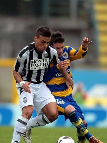 Siena y Parma aburrieron y quedaron como empezaron (0-0).