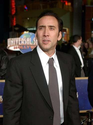 Nicolas Cage es otro que pudo haber reencarnado en alguna persona de tiempo atrás.