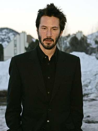 El parecido de Keanu Reeves a otro actor francés es muy similar.