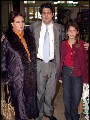 En 2002 su vida se cruzó con Tony Hernández, un cubano con el que tuvo una bonita historia de amor que no acabó de manera cordial. Se casaron en 2002 y estuvieron juntos hasta 2005.