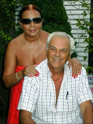 El último amor de Saritísima ha sido Giancarlo Viola. Un italiano que la conquistó en más de una ocasión. Después de romper con Tony Hernández volvió a los brazos de Giancarlo, su expareja.