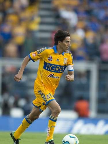 Lucas Lobos, sin duda el motor de Tigres.