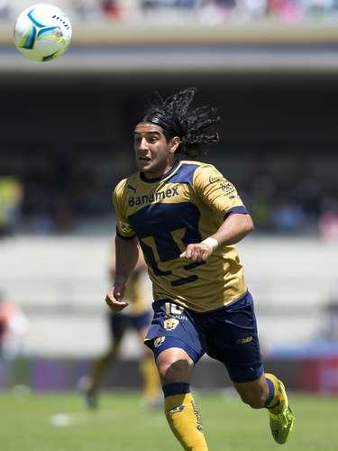 Martín Bravo sigue siendo el alma del ataque auriazul.