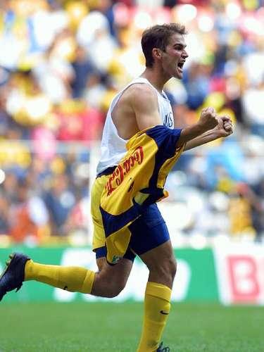 Marcelo Liptatín fue el autor del gol en la victoria 1-0 para América