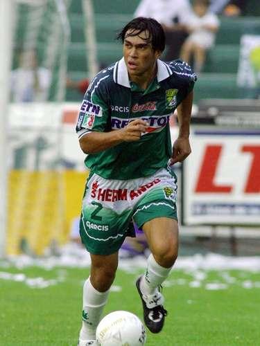 César Márquez fue el primer cambio de Léon al ingresar a los 54 minutos