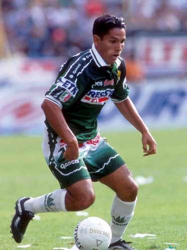 Jair Vazquez ingresó al campo a los 67 minutos